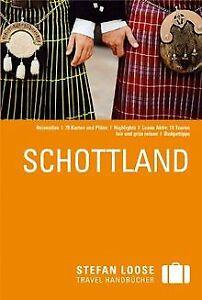 Stefan Loose Reiseführer Schottland von Eickhoff, Matthias   Buch   Zustand gut