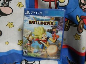 Playstation 4 Dragon Quest Builders 2 Game BRAND NEW SEALED