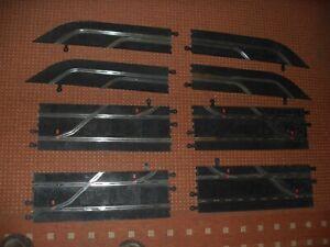 8 x SCALEXTRIC PIT STOP TRACKS