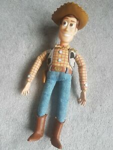Toy Story Woody Classic Pull String Fully Working Toy Original Early 1995