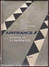 Air France, l'envol de la Modernité, Neuf emballé, Architecture, Design, Avions