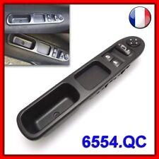 Commande Bouton Leve Vitre + rétroviseur pour Peugeot 207 6554.QC 6554QC PRO