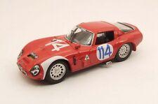MODEL BEST 9441 - Alfa romeo TZ2 1966 N°114  1/43