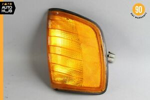 86-93 Mercedes W124 300TD 300E Right Passenger Side Headlight Turn Signal OEM