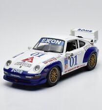 """Anson 30327 Racing Porsche 911 GT2 Rennwagen """" ROHR """", OVP, 1:18, K036"""