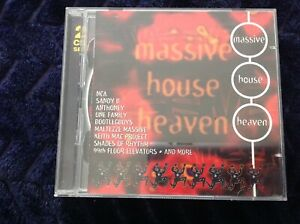 Various Massive House Heaven 2 xCD Compilation
