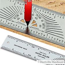 """INCRA 12"""" Precision Centering Rule"""