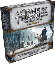 A Game of Thrones 2nd Edition LCG Watchers on the Wall Expansion- Australia only