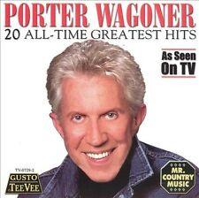 All-Time Greatest-Porter Wagoner:Skid Row Joe,Satisfied Mind,Sorrow on the Rock