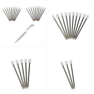 Black & Blue D1 Multipen Pen Refills Swarovski Elements Filled Ballpoint Pen