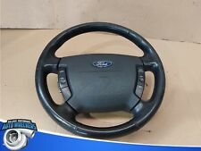 Ford BA BF Leather steering wheel
