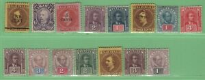 $Sarawak m/H stamp collection pencil on back