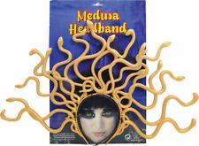 Greek Fancy Dress Party Fun Accessory Goddess Medusa Headband Snake Headpiece UK