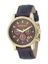 Runde Quarz-(Batterie) Armbanduhren mit Datumsanzeige für Damen