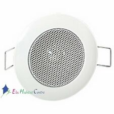 Haut-parleur 2W blanc spot faux plafond Legrand 67327