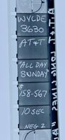 Advertising 16mm Film Reel - AT&T #158-567 All Day Sunday 10 Sec (AT05)
