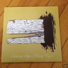 "SINKING STEPS RISING EYES Two Songs 7"" ltd 300 screamo Spirit Of Versailles 2011"