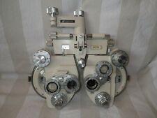 Phoropter Topcon VT-10 Manual Refractor Vision Tester komplett mit Wandhalter