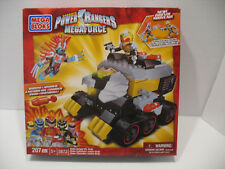 New Sealed Saban`s Mega Bloks Power Rangers Megaforce Robo Knight vs Vrak