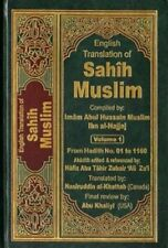 Sahih Muslim Arabic / English (7 Vol.Set) Islamic Muslim Hadith Books Gift Ideas