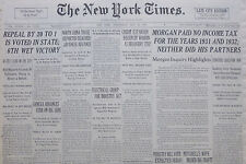 5-1933 WWII May 24 NORTH CHINA TRUCE REPORTED REACHED. GENEVA ADVANCES CURB GUNS