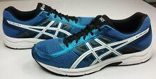 Asics Men's Gel-Contend 4 Running Shoes Blue T715N 2016 Mint! Size 12 EUR 46.5