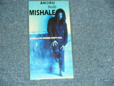 """ANDRU DONALDS Japan 1995 TODP-2490 Factory Sealed Tall 3"""" CD Single MISHALE"""