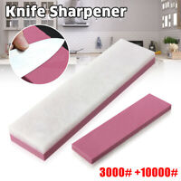 3000/10000 Grit Knife Dual Whetstone Knife Sharpener Sharpening Water Stone Home