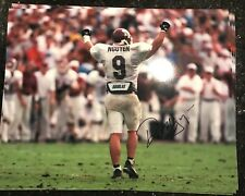 Dat Nguyen Autographed Texas A&M  8x10 Football Photo Gdst Hologram