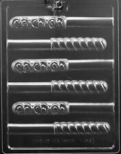Swirl Pretzel  Chocolate Mold Soap Candy Mold SHIPS SAME DAY m108
