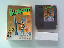 BlowOut Blow out Bugs Bunny Looney Tunes (boite/cale) Nintendo NES-H8-FRA PAL B