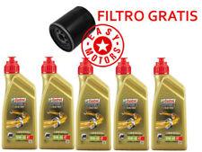 TAGLIANDO OLIO MOTORE + FILTRO OLIO BUELL XB12SS LIGHTNING LONG 1200 06/10