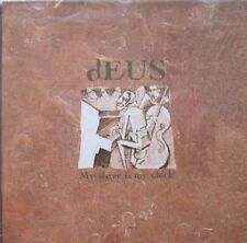 dEUS - MY SISTER IS MY CLOCK  - CD