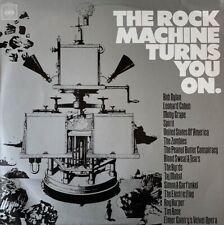 V/A - The Rock Machine Turns You On (LP) (VG/G-VG)
