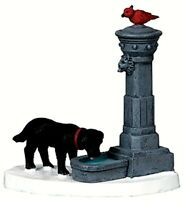 Lemax 04231 WATER FOUNTAIN Christmas Village Accessory I