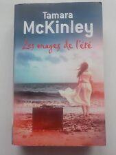 Livre Les orages de l'été de Tamara McKinley 570 pages comme neuf