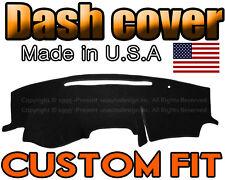 Fits 2004-2008 ACURA  TL  DASH COVER MAT  DASHBOARD PAD  / BLACK