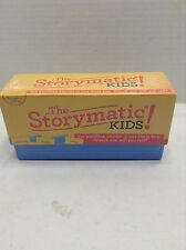 New Sealed Card Games The Storymatic Kids -- Tell Stories, Play Games,