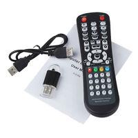 USB Wireless Media Desktop PC Remote Control Controller For XP Vista 7