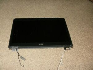 """DELL E7450 15.6"""" HD SCREEN + WEBCAM (COMPLETE) TESTED OK DAMAGED LID REF RS3"""