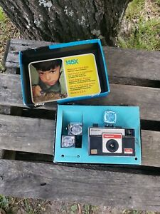 Vintage Camera Keystone Auto-Instant 145X Fixed-Focus from 1970's