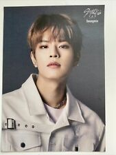 Stray Kids Seungmin Top Tower Records Flyer Official