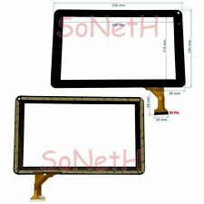 "Vetro Touch screen Digitizer 9,0""  Nordmende ND-R928B Tablet PC Nero"