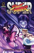 Super Street Fighter Omnibus Fighting in the Shadows GN Udon Chun-Li TPB New NM