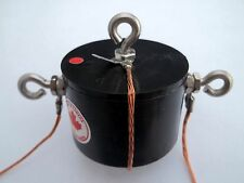 Dipole Center Insulator For Dipole Antennas, 2KW, SO-239, Wire attach