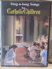 DVD Sing A Long Songs For Children
