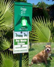 Namco Doggy Do Dog Waste Bag Dispenser, Holds 100 Bags