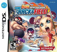 New International Track & Field Ds