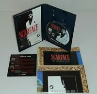 Scarface The World is Yours (Sony PlayStation 2, 2006) PS2 Video Game CIB Tested