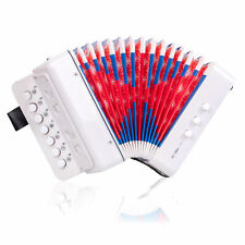 More details for 10 keys button accordion control accordion musical instruments for beginners
